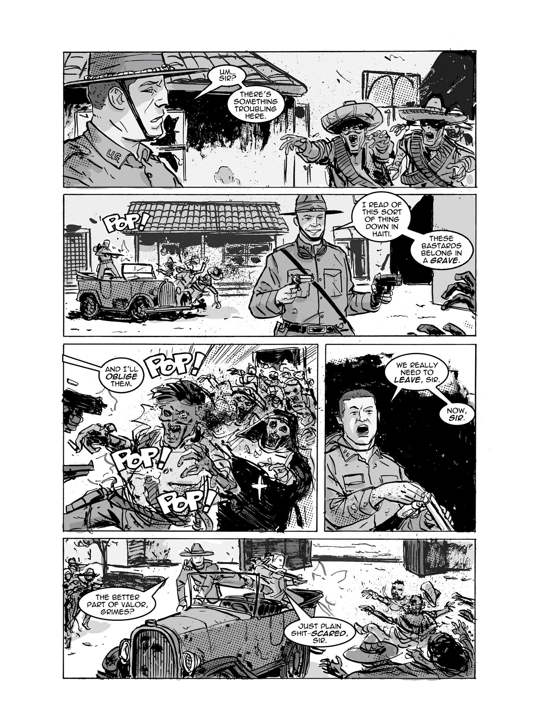 Read online FUBAR comic -  Issue #3 - 218