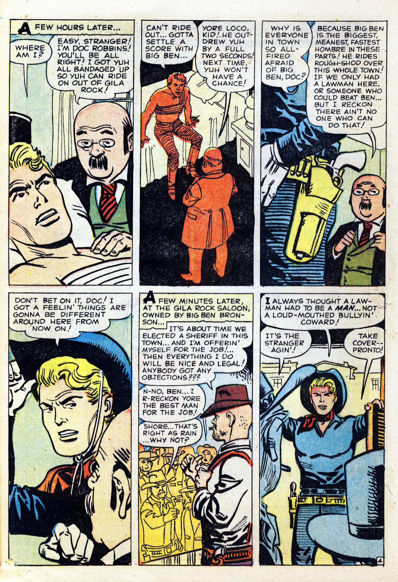 Read online Two-Gun Kid comic -  Issue #43 - 16