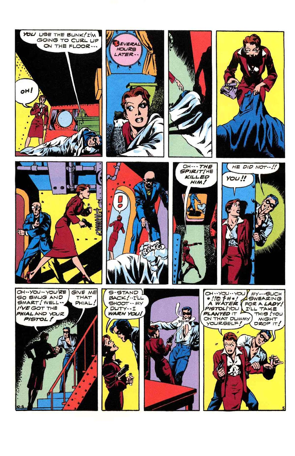 Read online Will Eisner's The Spirit Archives comic -  Issue # TPB 3 (Part 2) - 10
