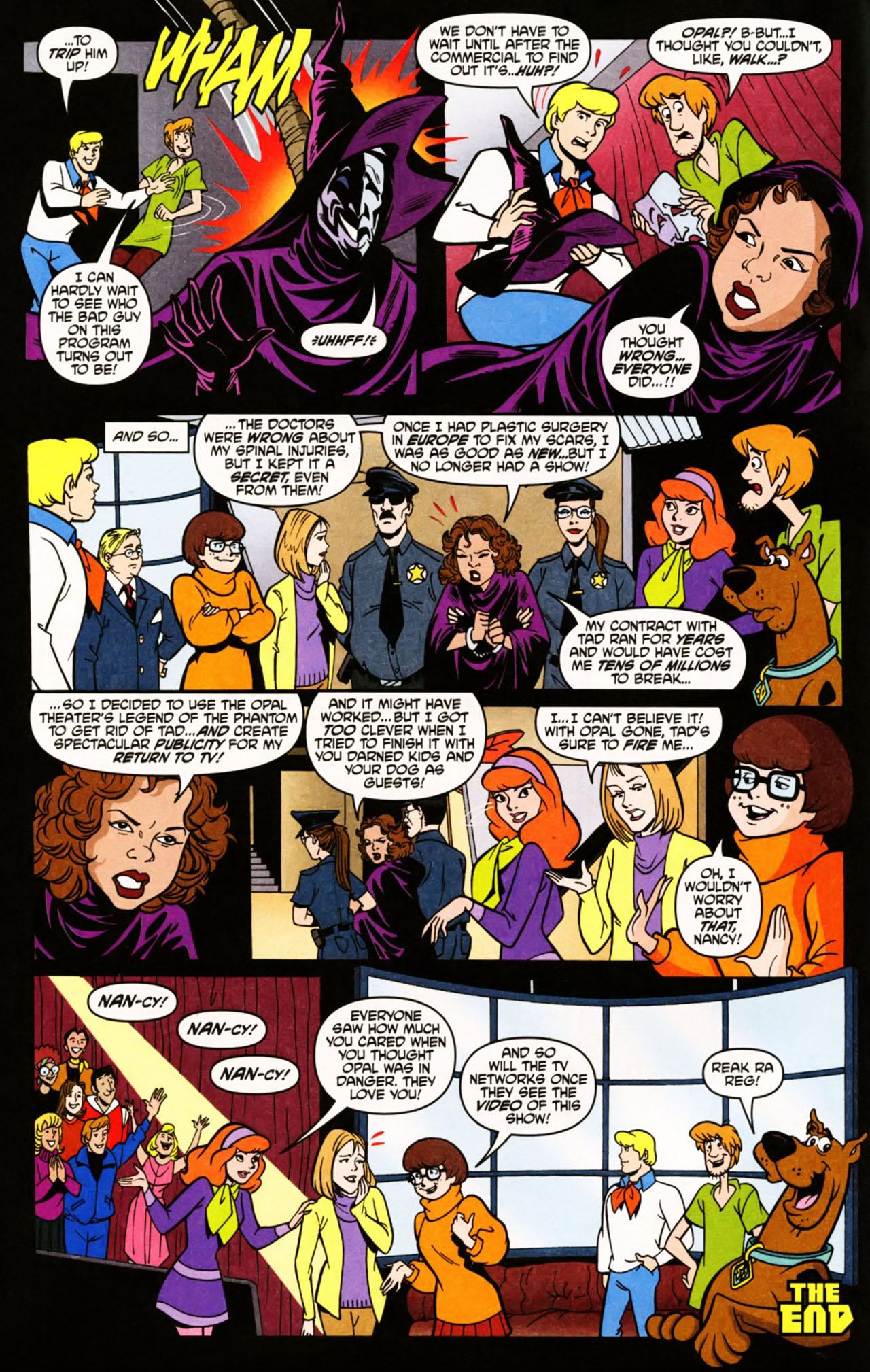Read online Scooby-Doo (1997) comic -  Issue #153 - 13