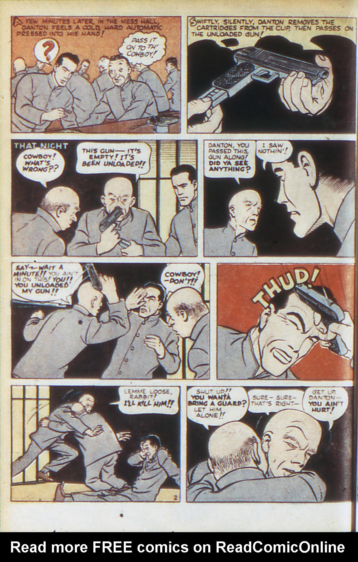 Read online Adventure Comics (1938) comic -  Issue #64 - 43
