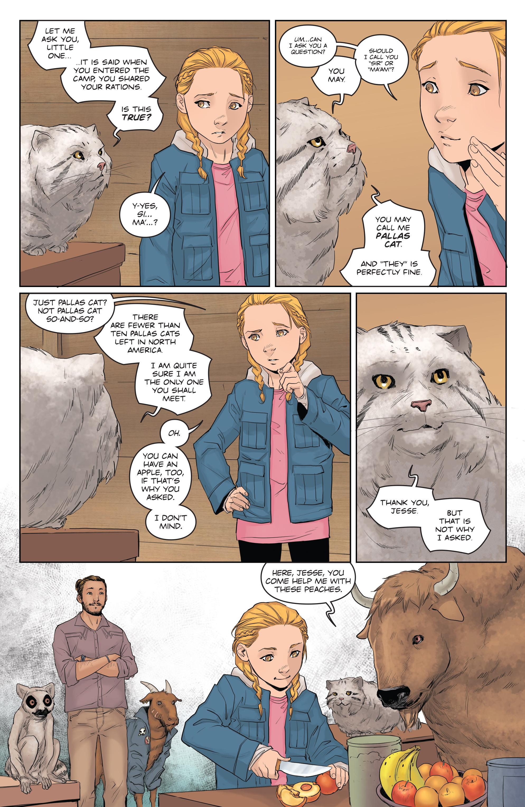 Read online Animosity comic -  Issue #3 - 17