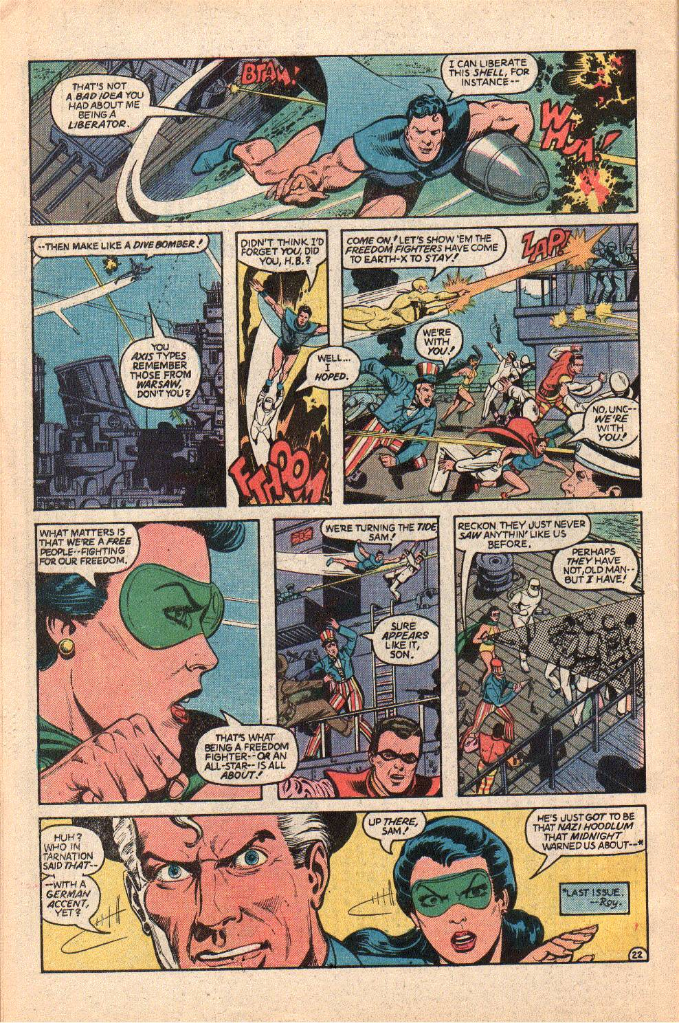 Read online All-Star Squadron comic -  Issue #33 - 30
