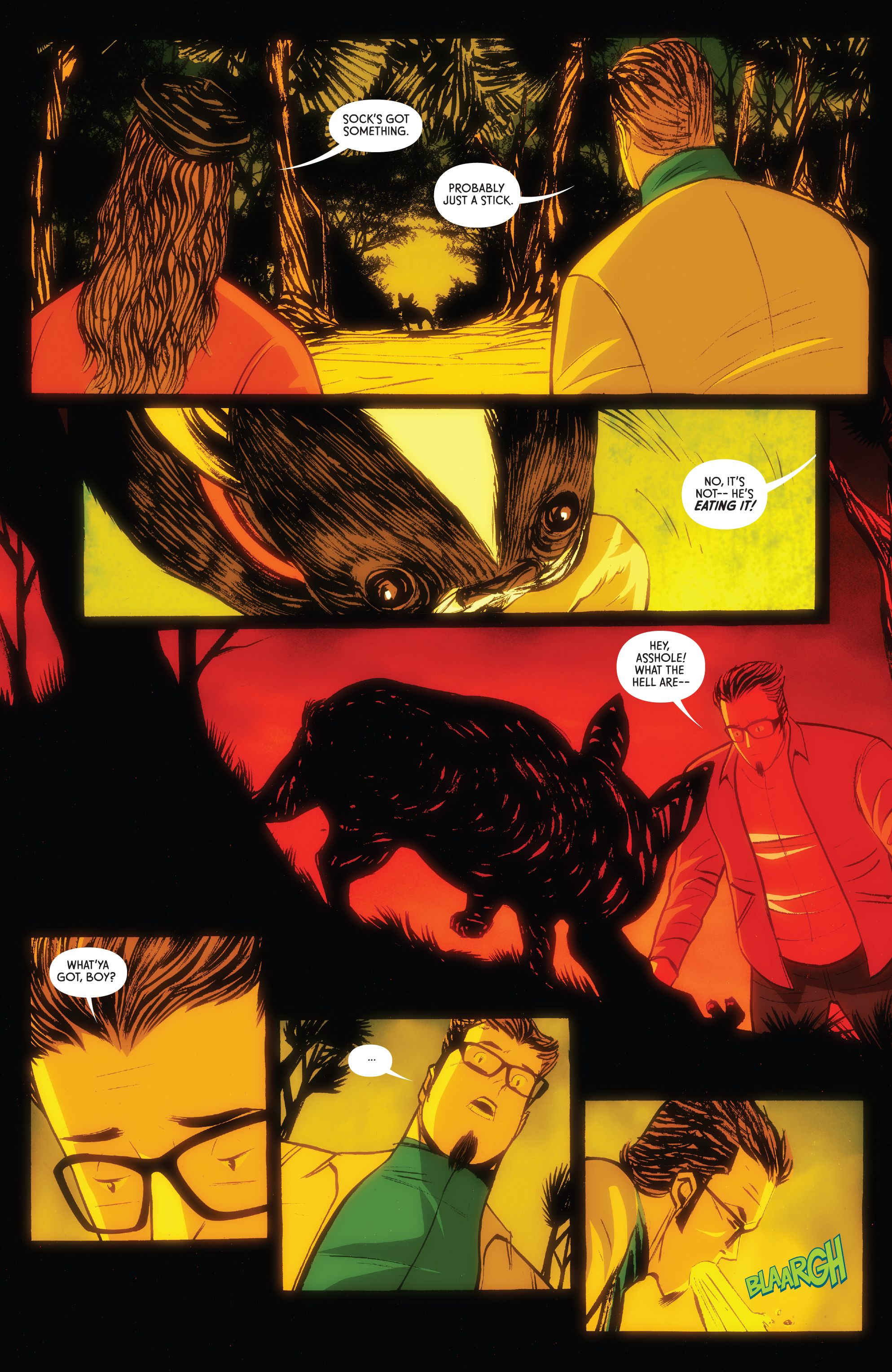 Read online American Monster comic -  Issue #6 - 5