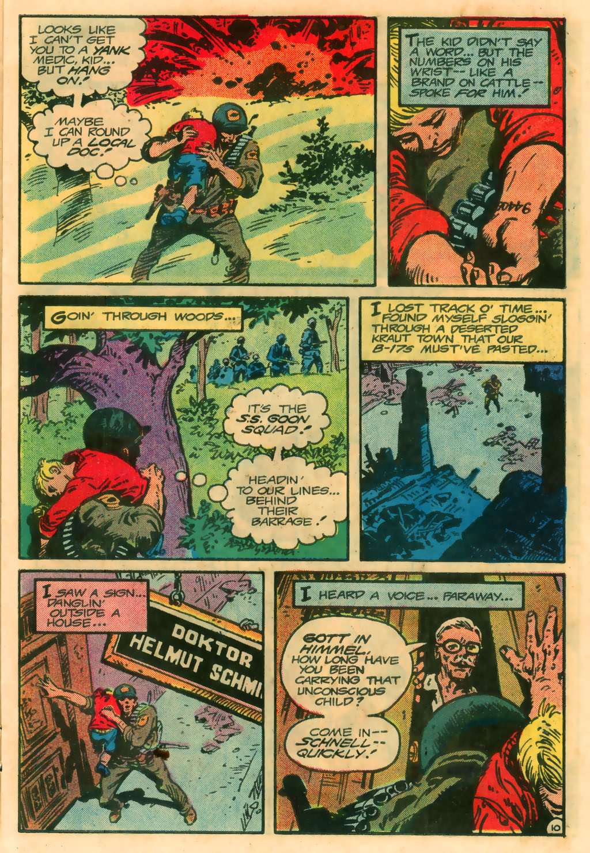 Read online Sgt. Rock comic -  Issue #374 - 14