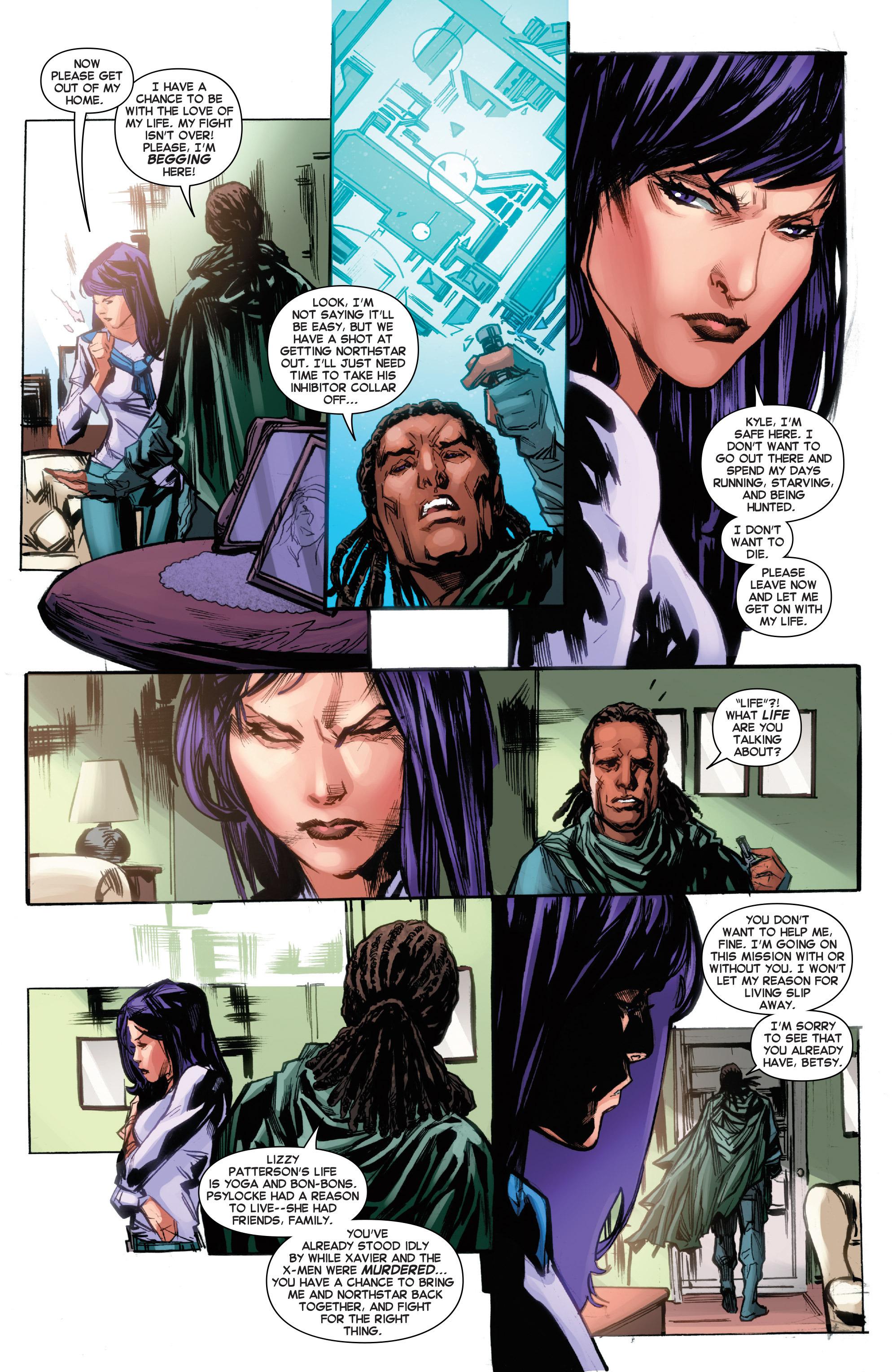 Read online Secret Wars Journal comic -  Issue #4 - 14