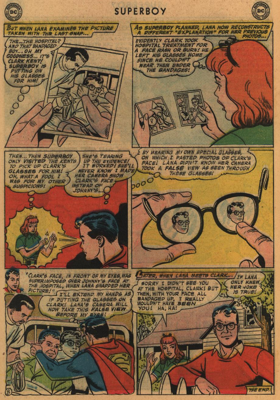 Superboy (1949) issue 66 - Page 29