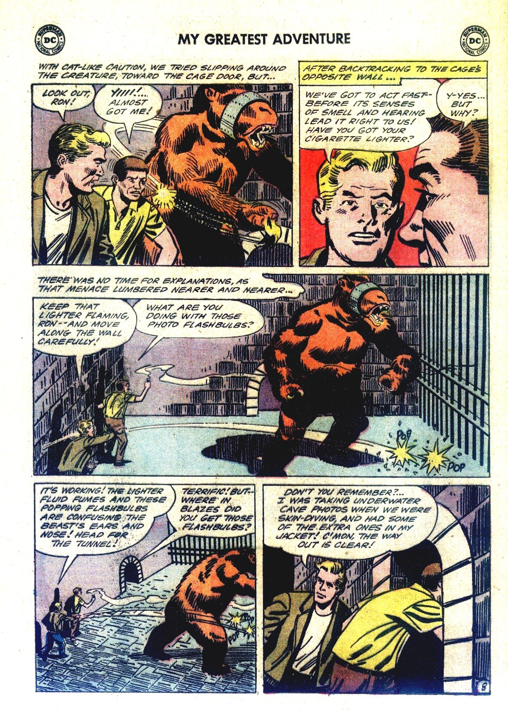 My Greatest Adventure (1955) issue 67 - Page 32