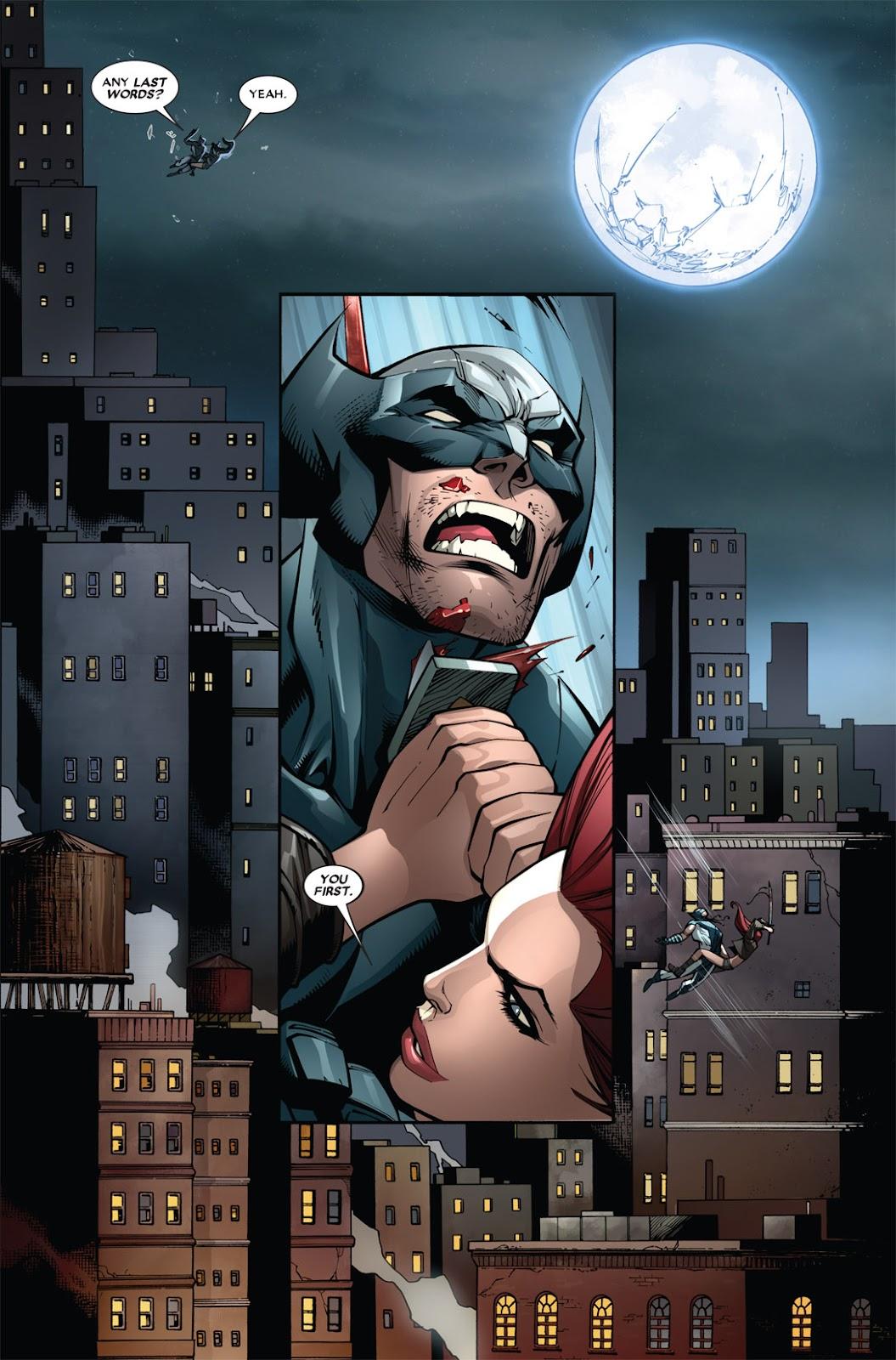 Read online Deadpool (2008) comic -  Issue #51 - 6