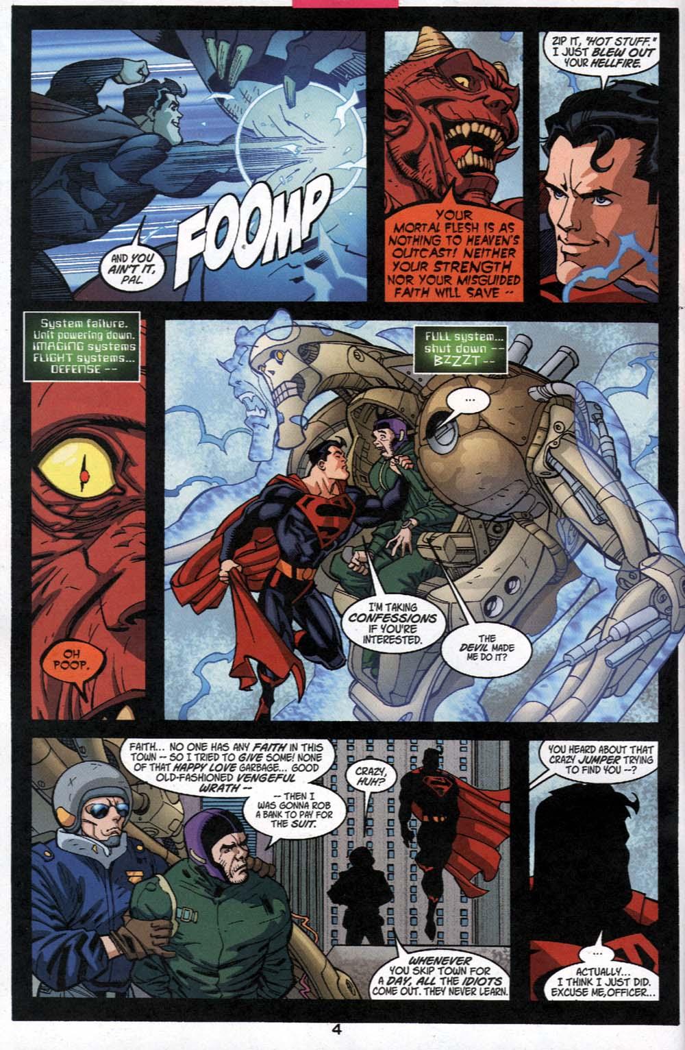 Action Comics (1938) 786 Page 3