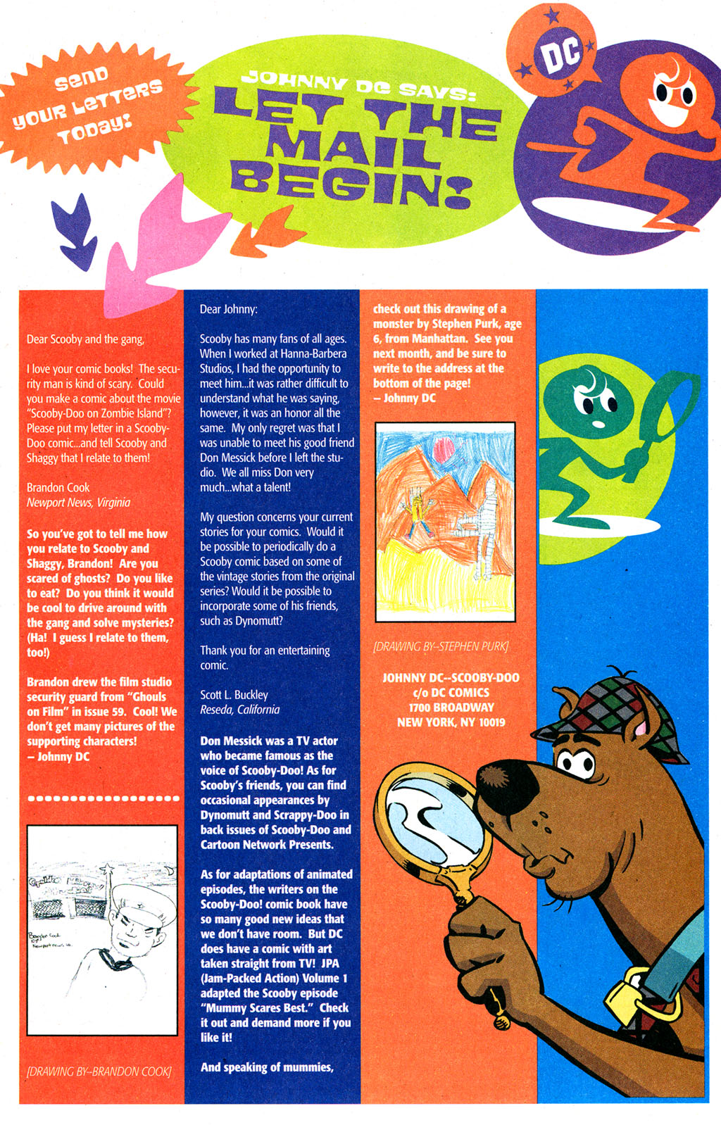 Read online Scooby-Doo (1997) comic -  Issue #92 - 22