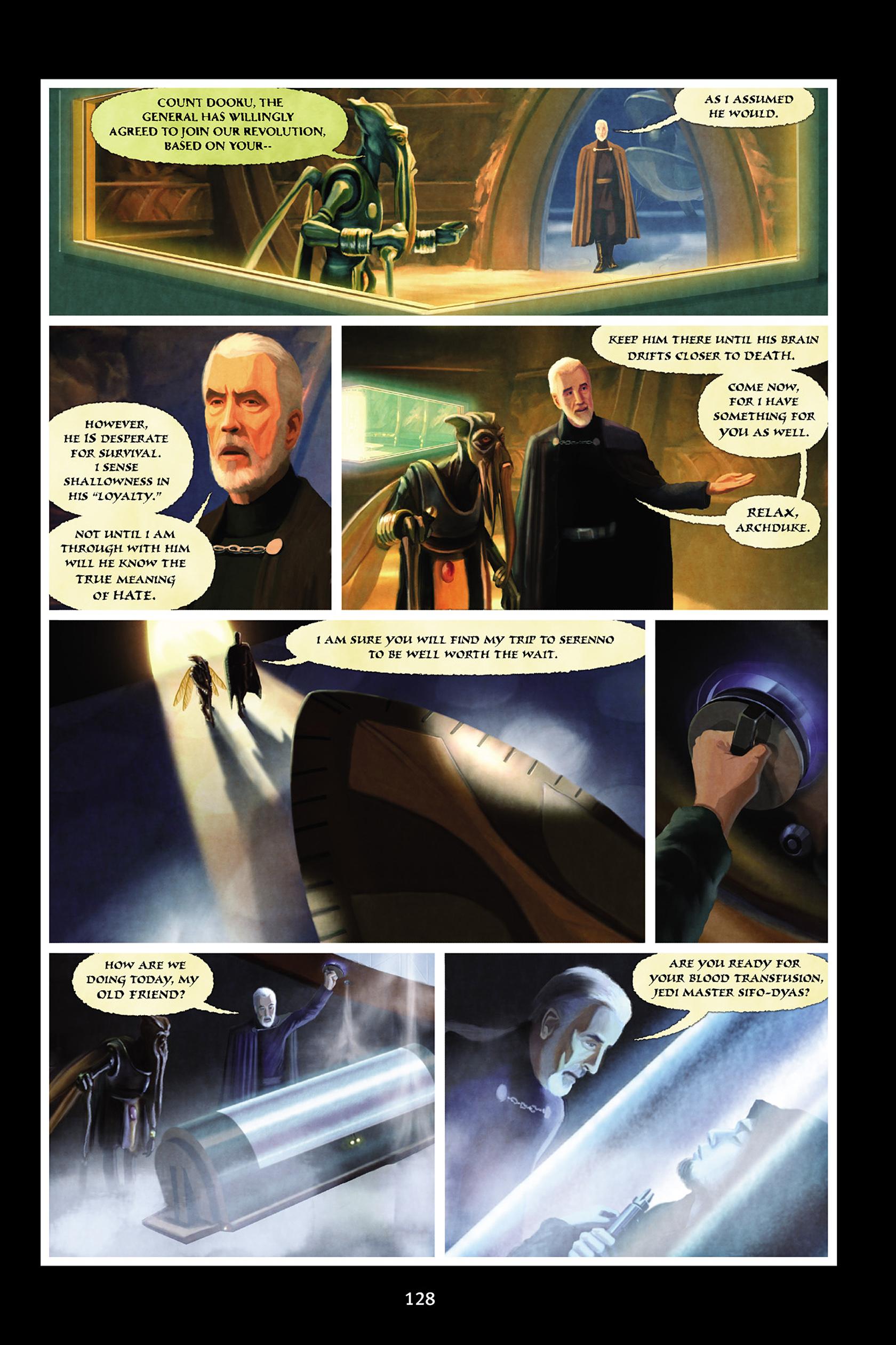 Read online Star Wars Omnibus comic -  Issue # Vol. 30 - 126