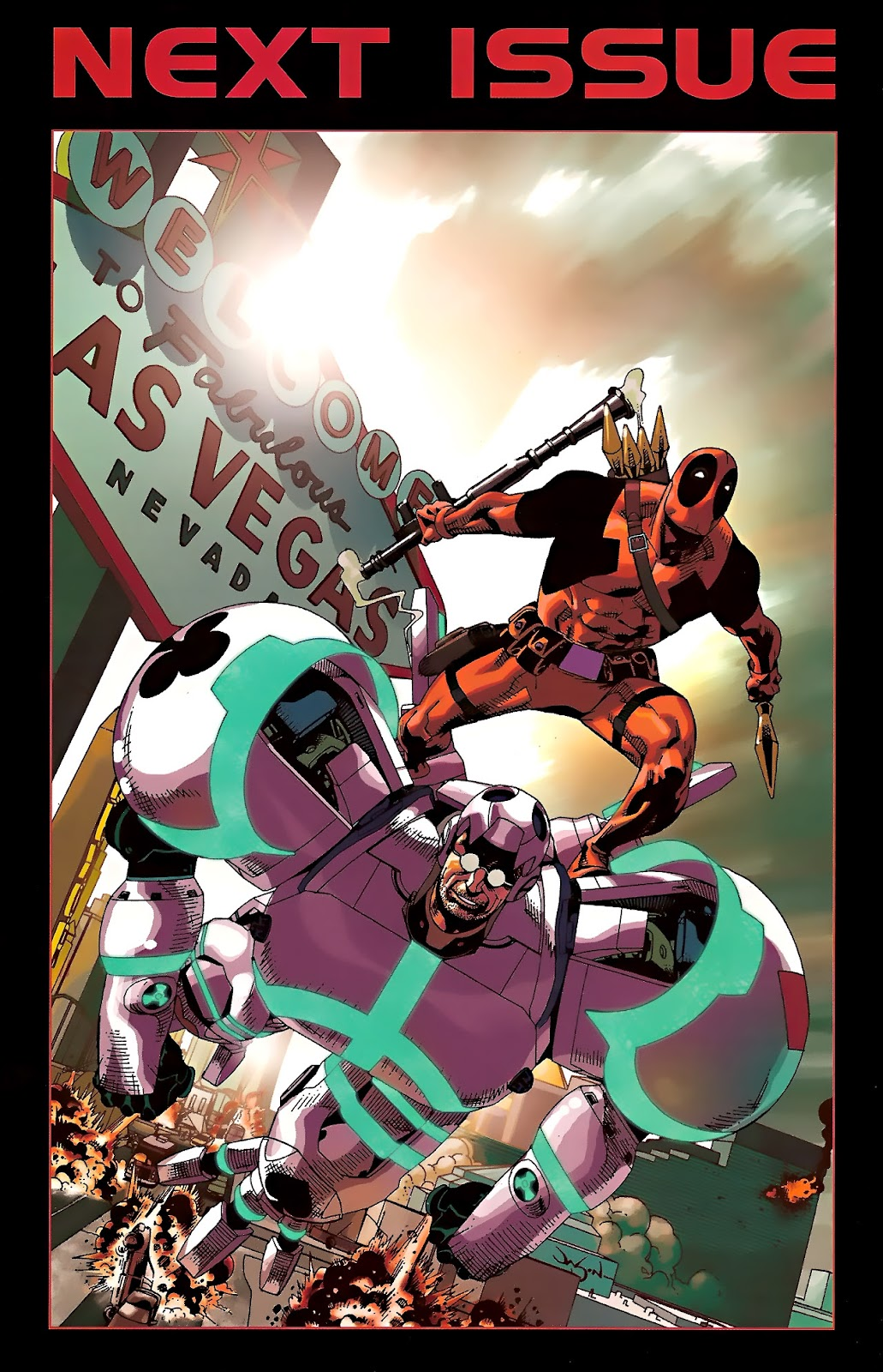 Read online Deadpool (2008) comic -  Issue #23 - 26