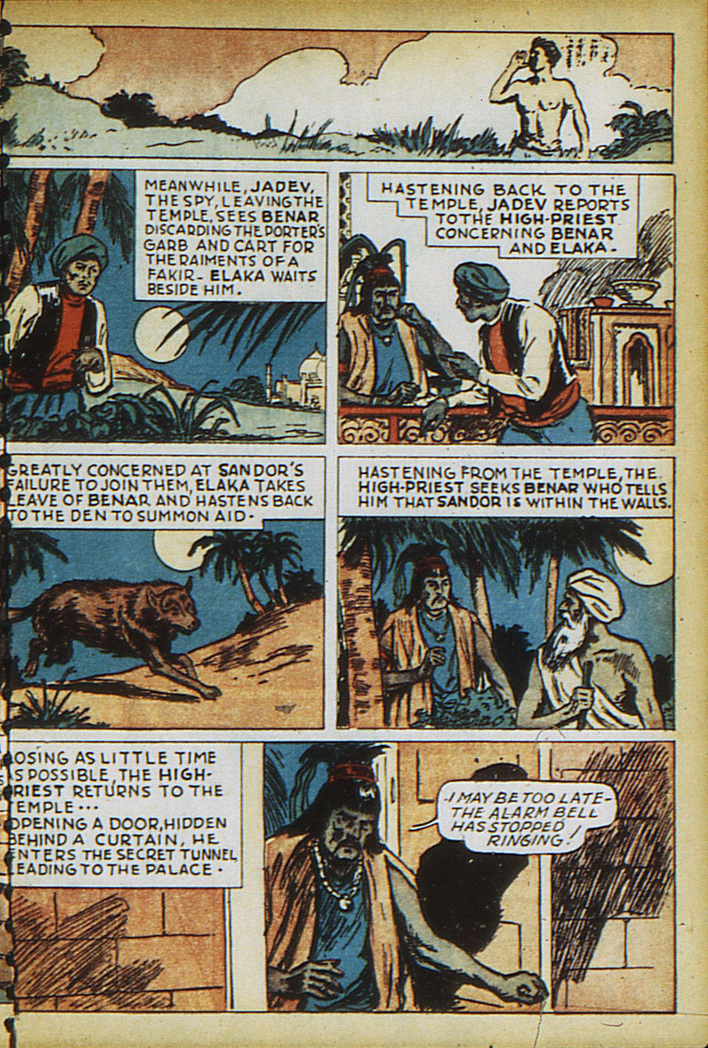 Read online Adventure Comics (1938) comic -  Issue #15 - 55