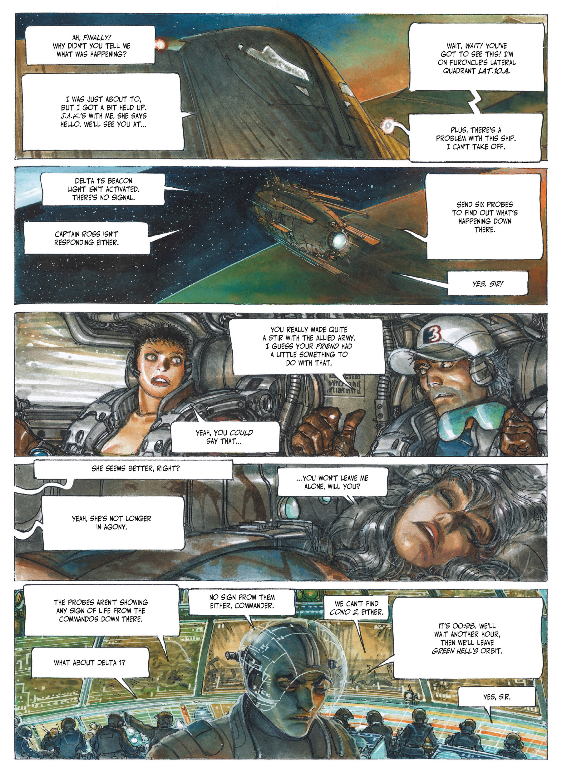 Read online The Fourth Power comic -  Issue #3 - 58