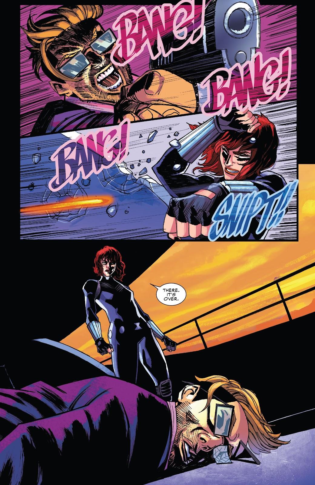 Read online Black Widow (2019) comic -  Issue #5 - 17