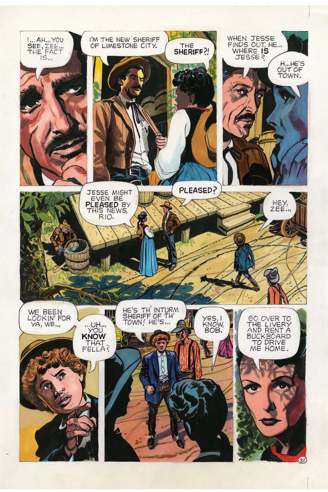 Read online Doug Wildey's Rio: The Complete Saga comic -  Issue # TPB (Part 1) - 97