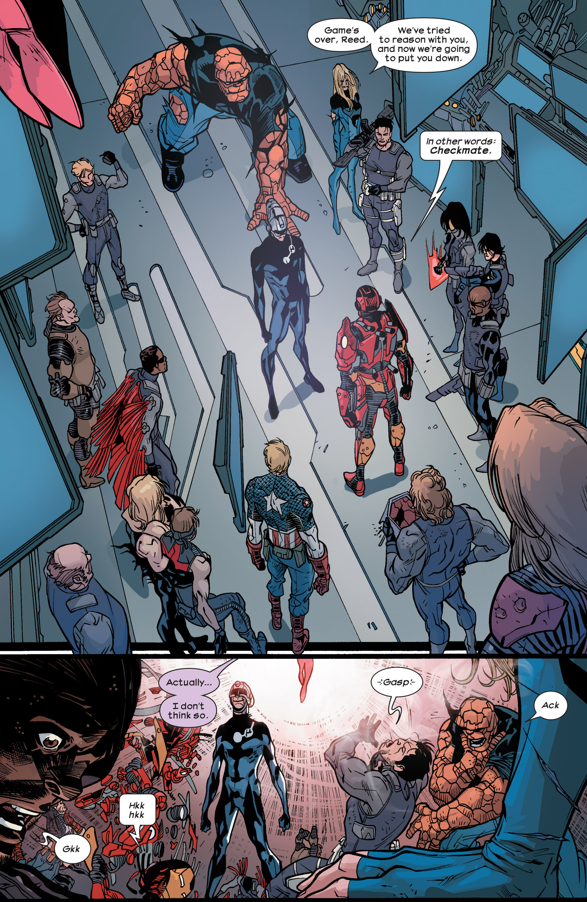 Read online Ultimate Comics Ultimates comic -  Issue #29 - 20