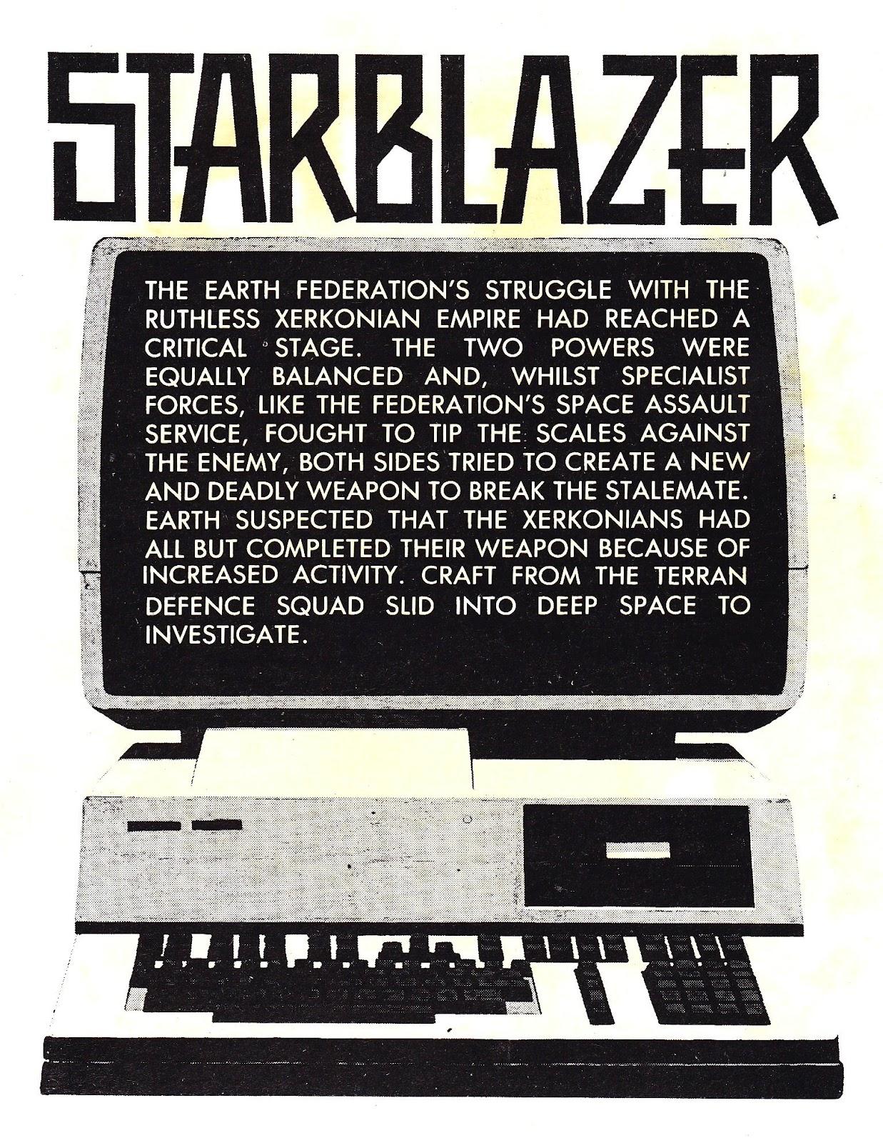 Starblazer issue 140 - Page 2