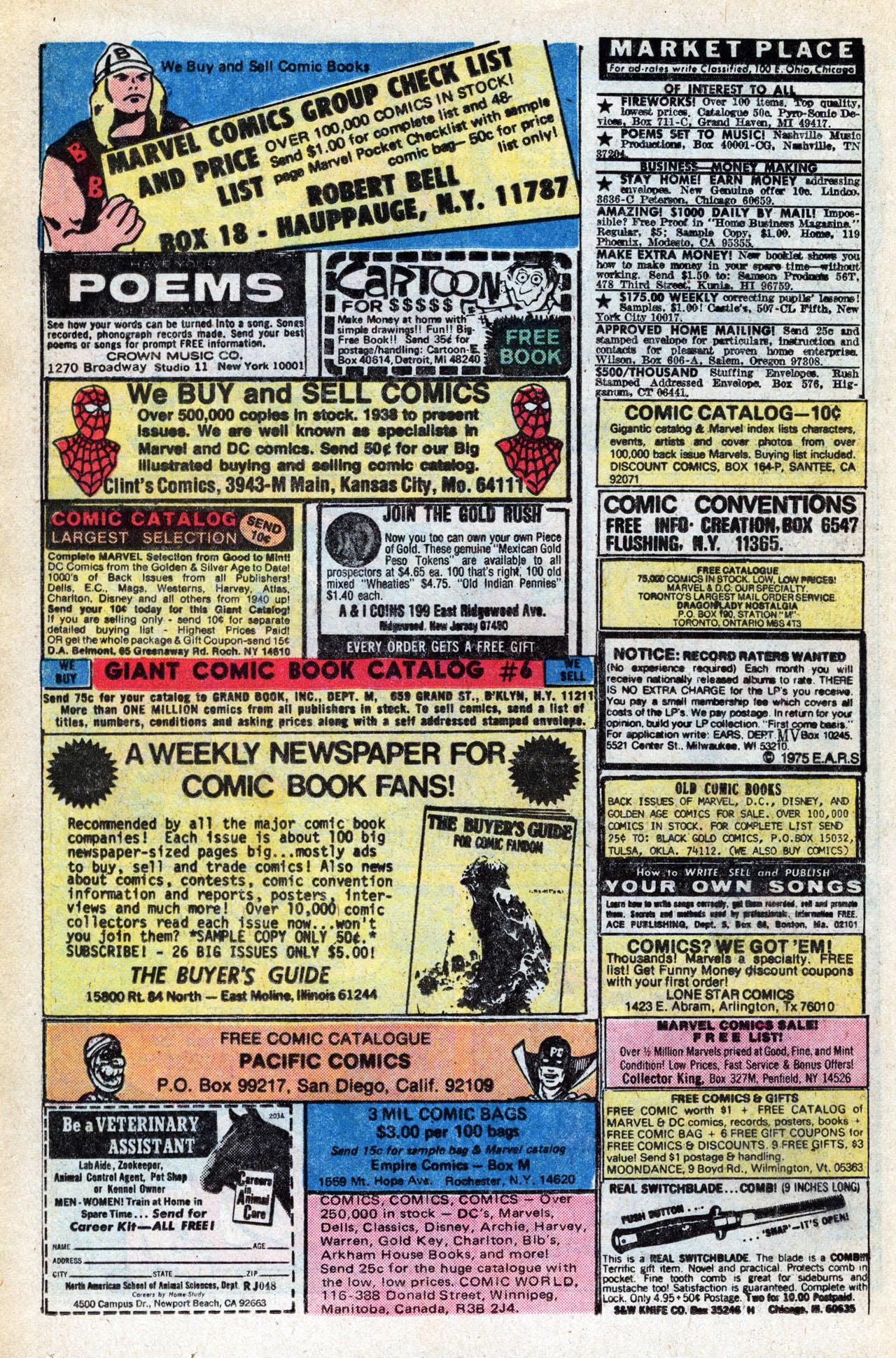 Read online TV Stars comic -  Issue #1 - 25