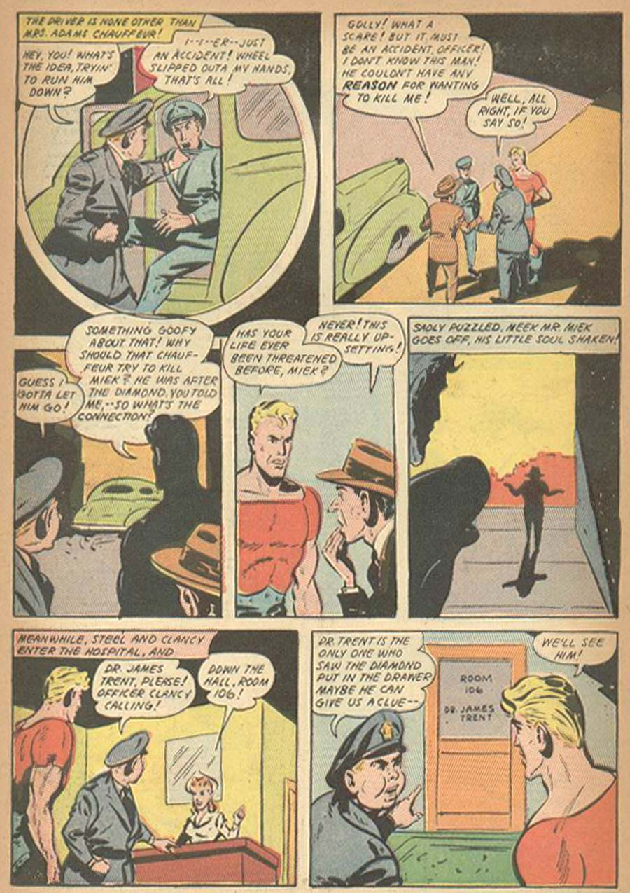 Zip Comics issue 47 - Page 9