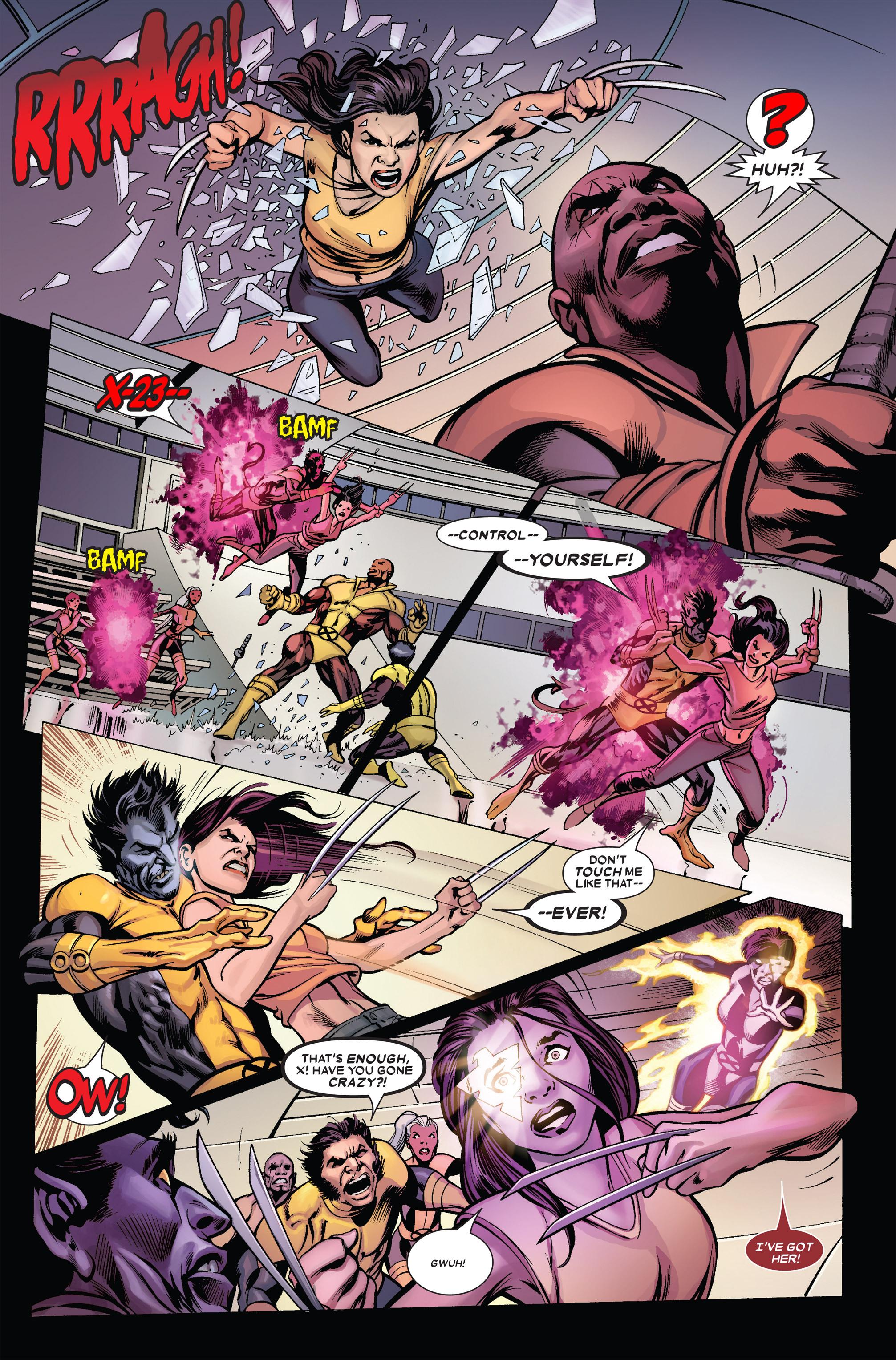 Read online Uncanny X-Men (1963) comic -  Issue #455 - 12