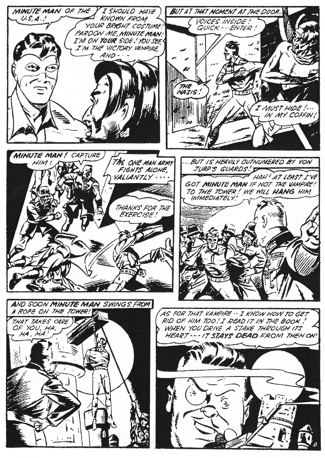 Read online Men of Mystery Comics comic -  Issue #77 - 11