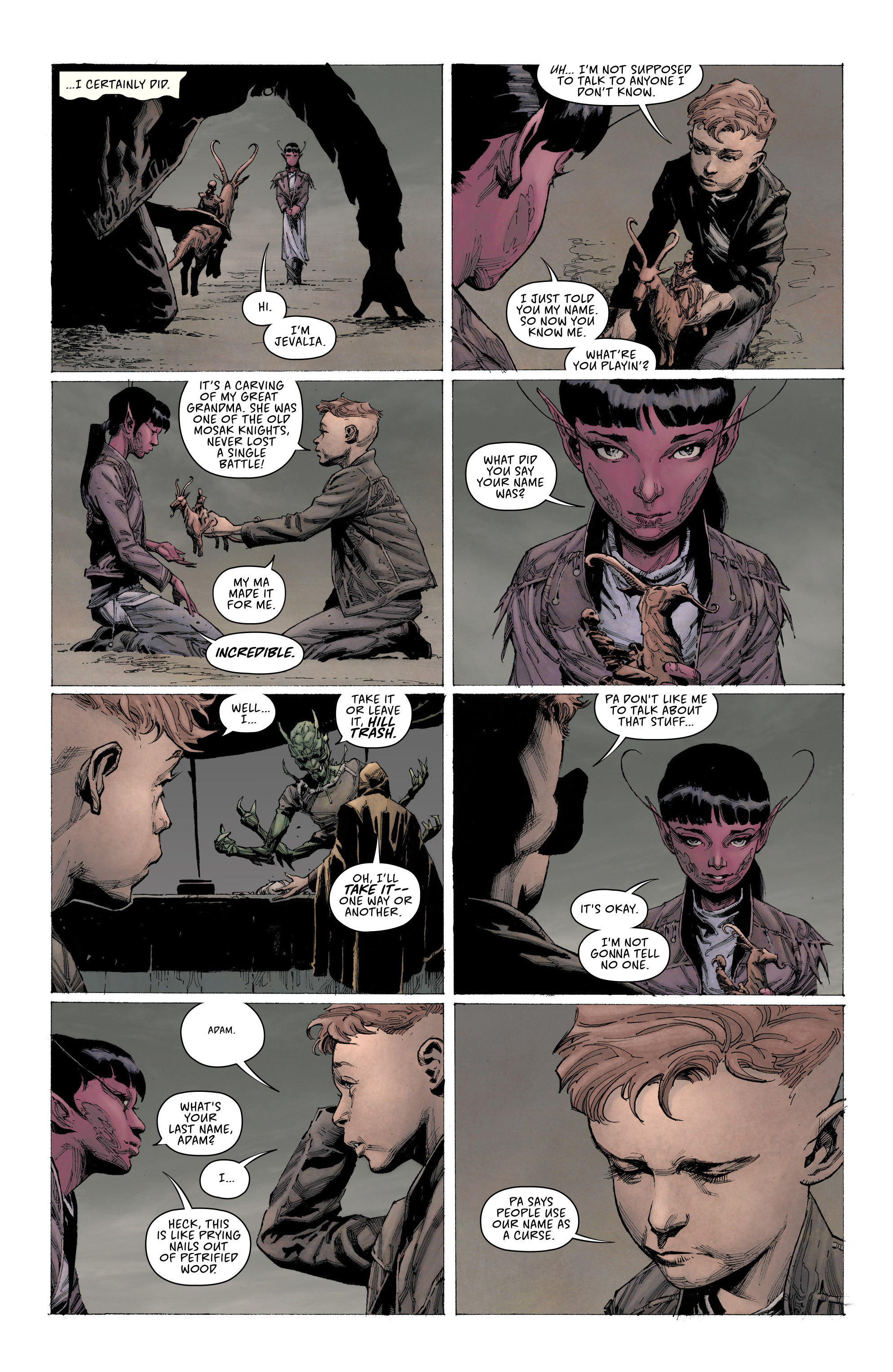 Read online Seven To Eternity comic -  Issue #2 - 5