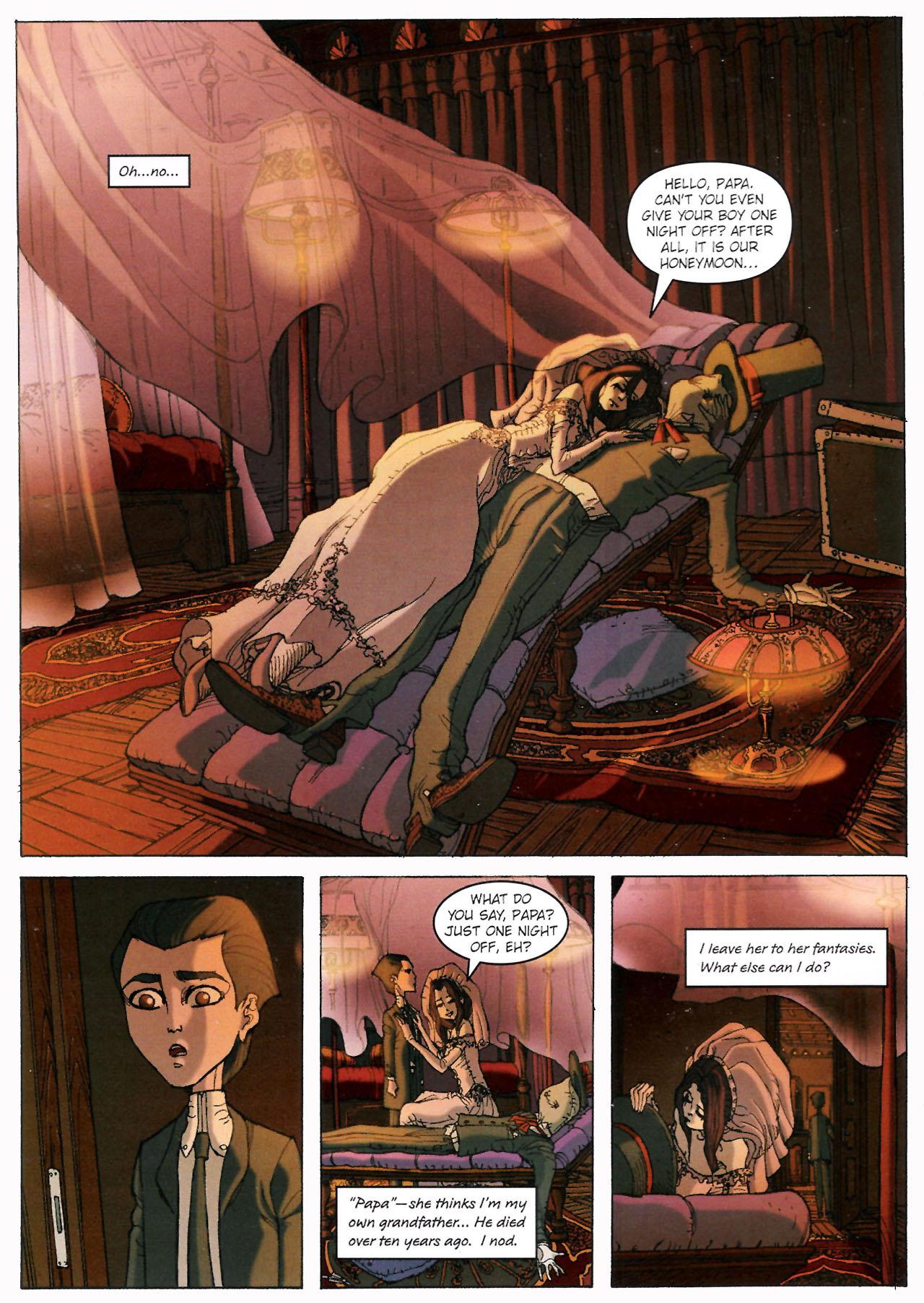 Read online Artemis Fowl: The Graphic Novel comic -  Issue #Artemis Fowl: The Graphic Novel Full - 49