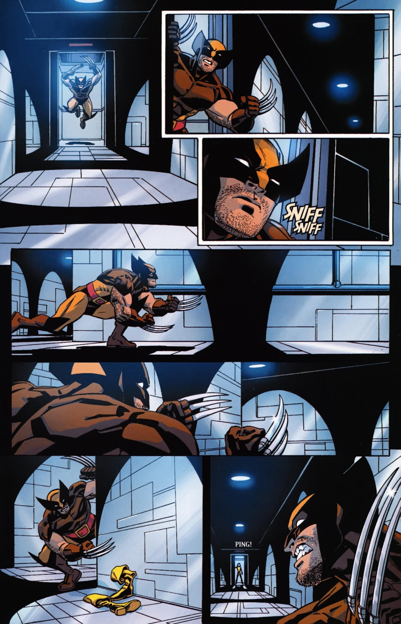 Read online Wolverine: First Class comic -  Issue #21 - 15