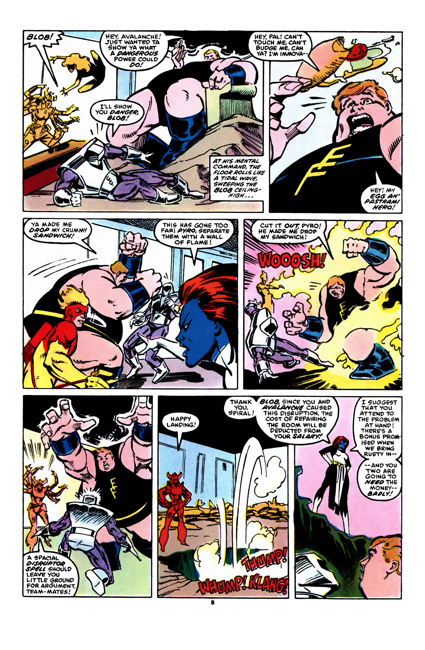 Read online X-Factor (1986) comic -  Issue #8 - 10