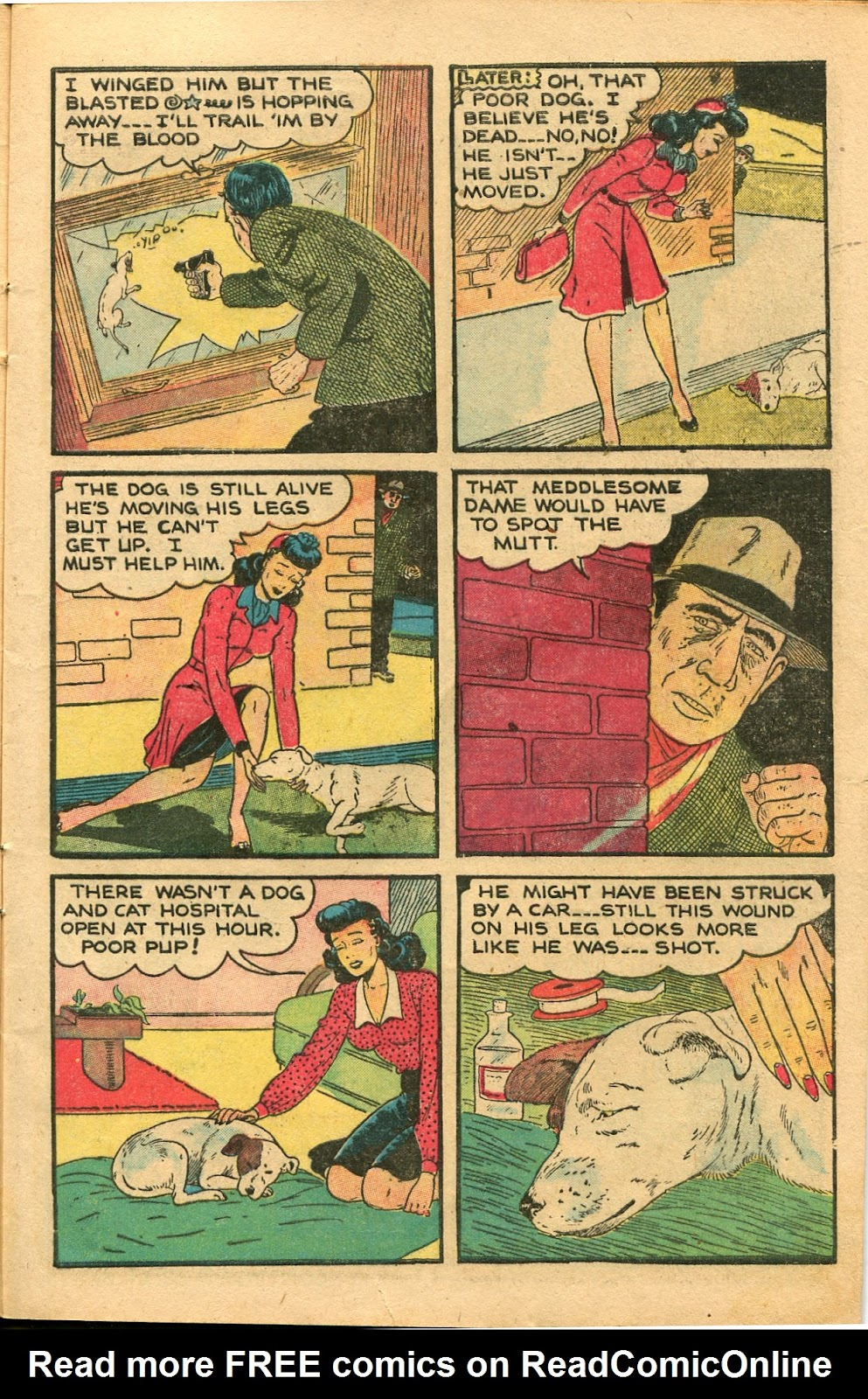 Read online Famous Funnies comic -  Issue #147 - 13