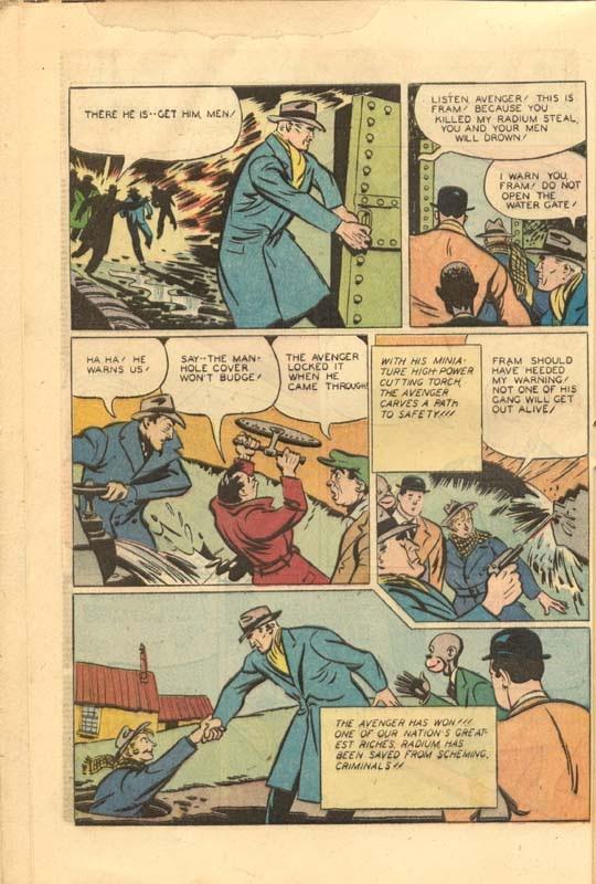 Super-Magician Comics issue 31 - Page 22