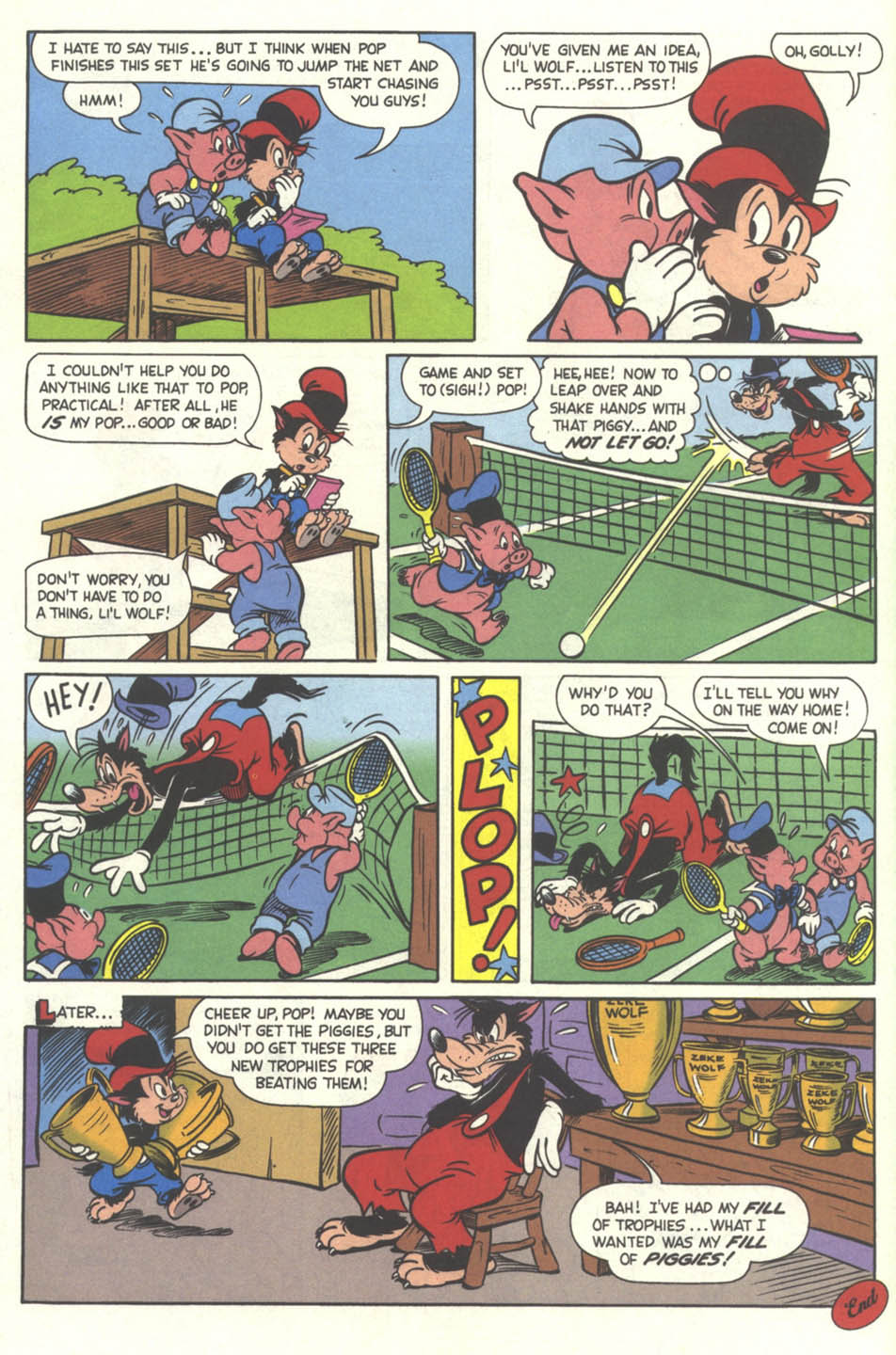 Walt Disney's Comics and Stories issue 575 - Page 17