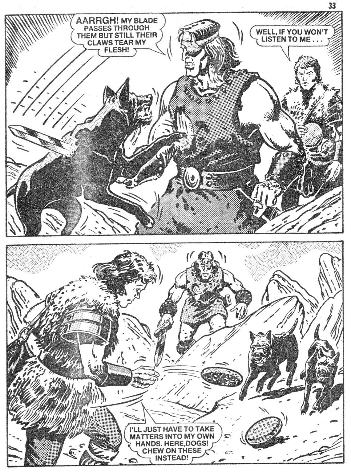 Starblazer issue 209 - Page 34