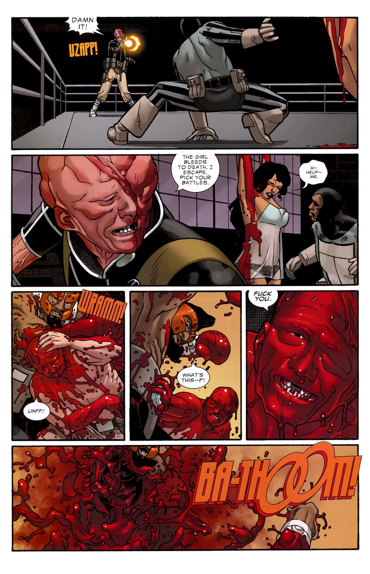 Read online Destroyer comic -  Issue #3 - 15