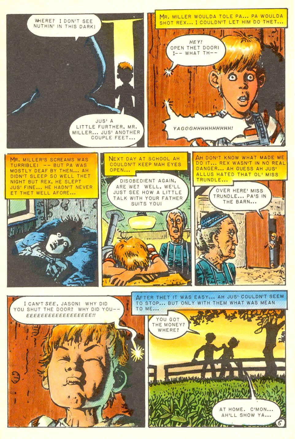 Read online Twisted Tales (1982) comic -  Issue #3 - 7