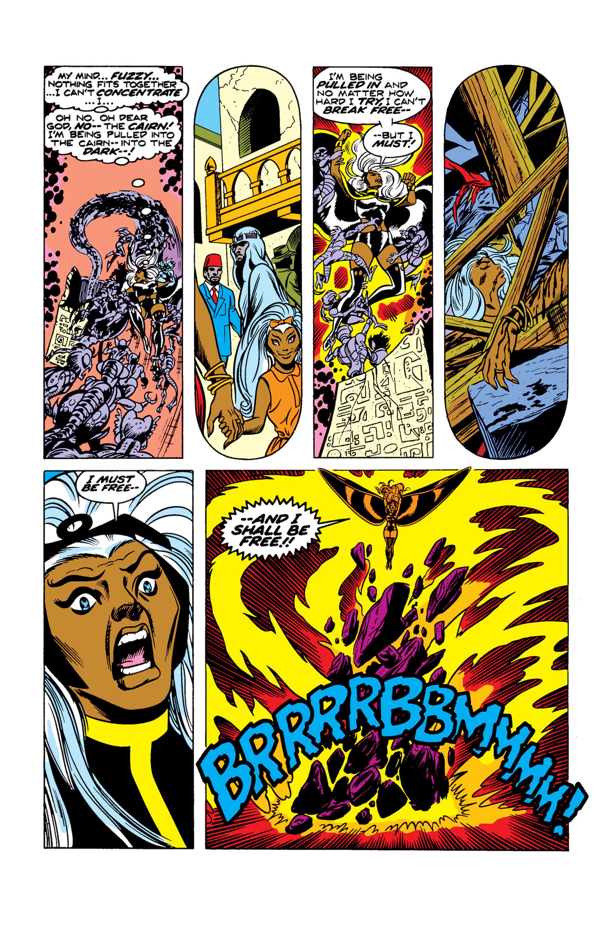 Uncanny X-Men (1963) 96 Page 17