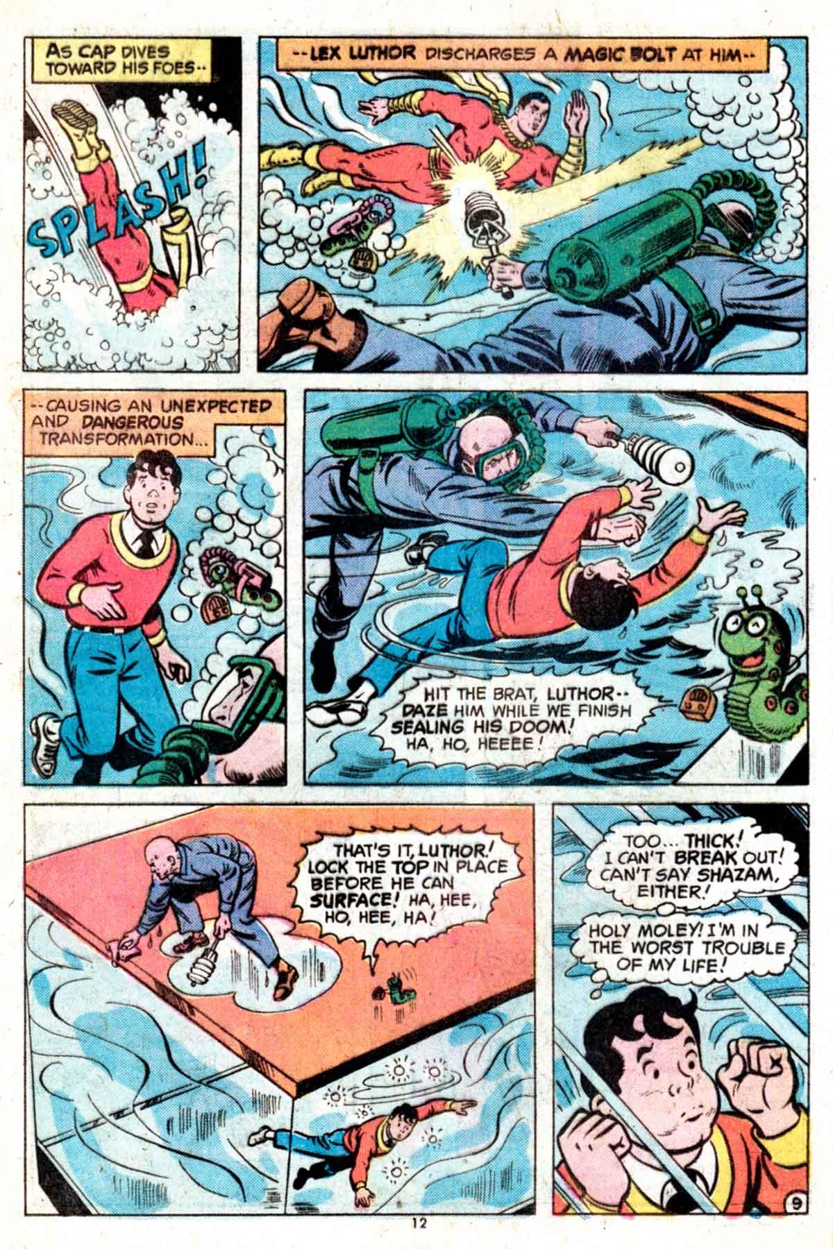 Read online Shazam! (1973) comic -  Issue #15 - 12