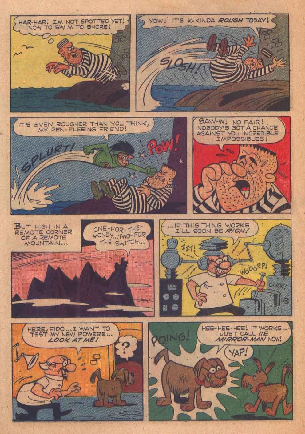 Read online Frankenstein, Jr. comic -  Issue # Full - 17