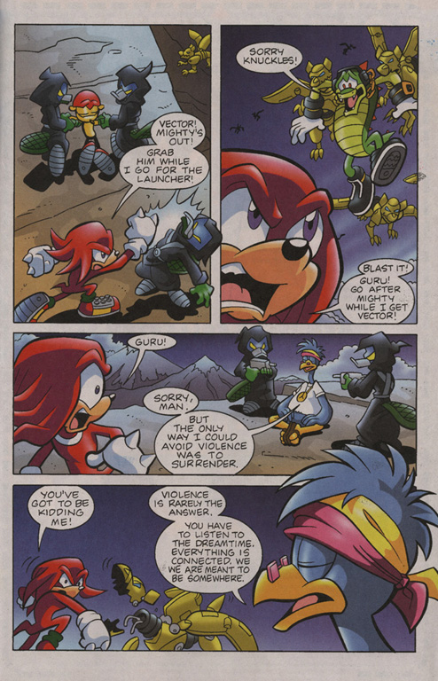 Read online Sonic Universe comic -  Issue #11 - 20