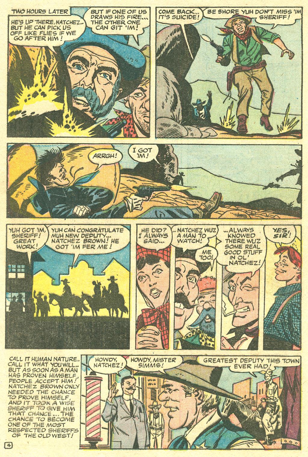 Read online Two-Gun Kid comic -  Issue #32 - 24
