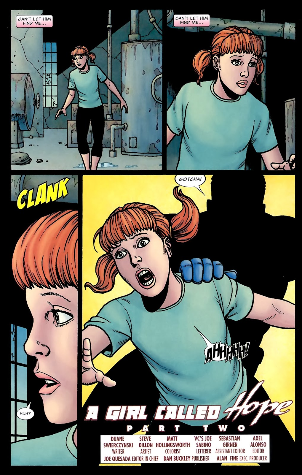 Read online X-Men: Second Coming Revelations comic -  Issue # TPB (Part 1) - 14