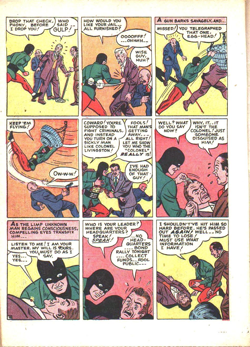 Read online Sensation (Mystery) Comics comic -  Issue #20 - 46
