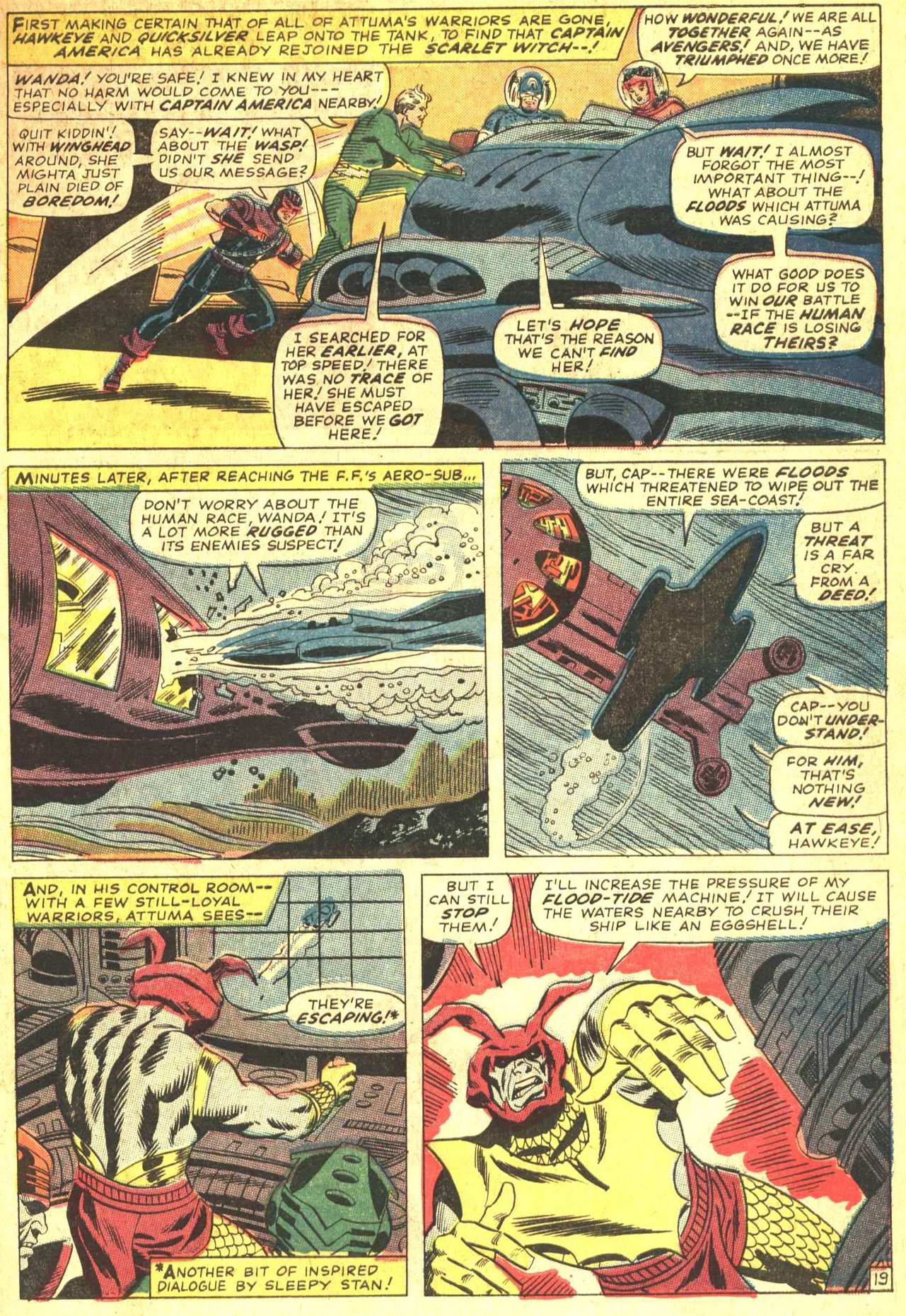 The Avengers (1963) 27 Page 20