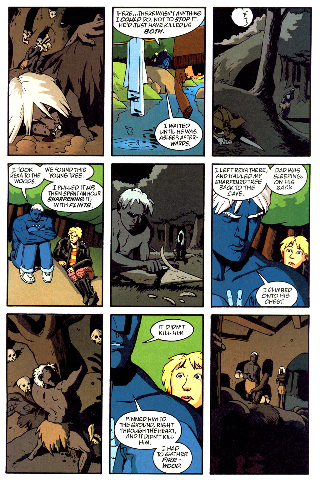 Read online Smax comic -  Issue #2 - 11