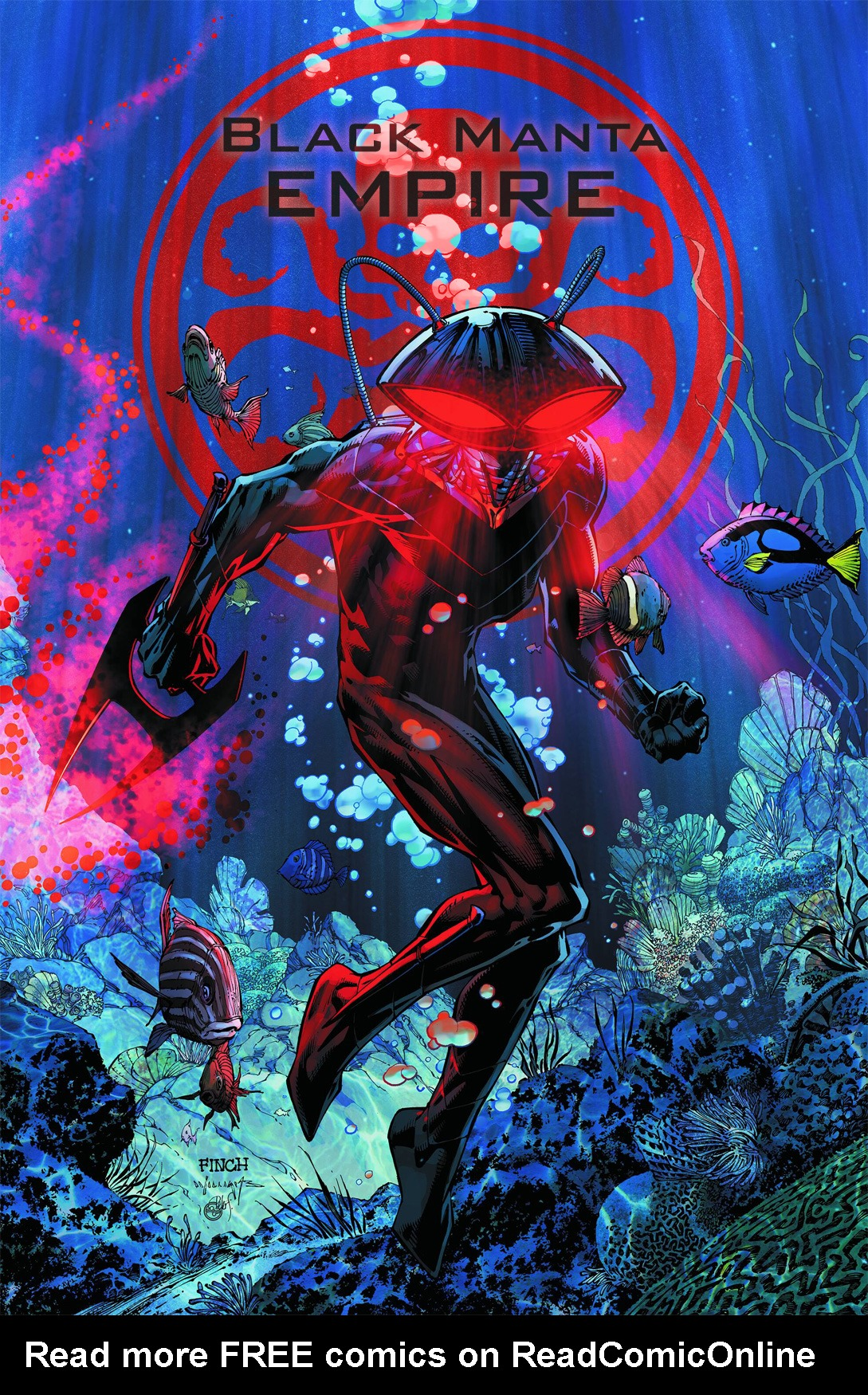 Read online Aquaman and the Others comic -  Issue #5 - 31