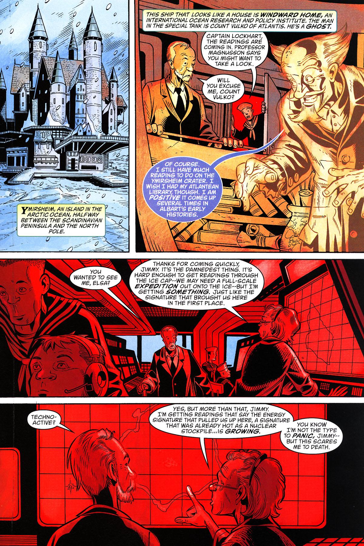 Read online Aquaman: Sword of Atlantis comic -  Issue #50 - 19