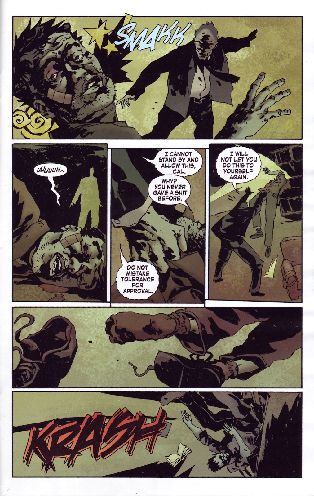 Criminal Macabre: My Demon Baby issue 1 - Page 9