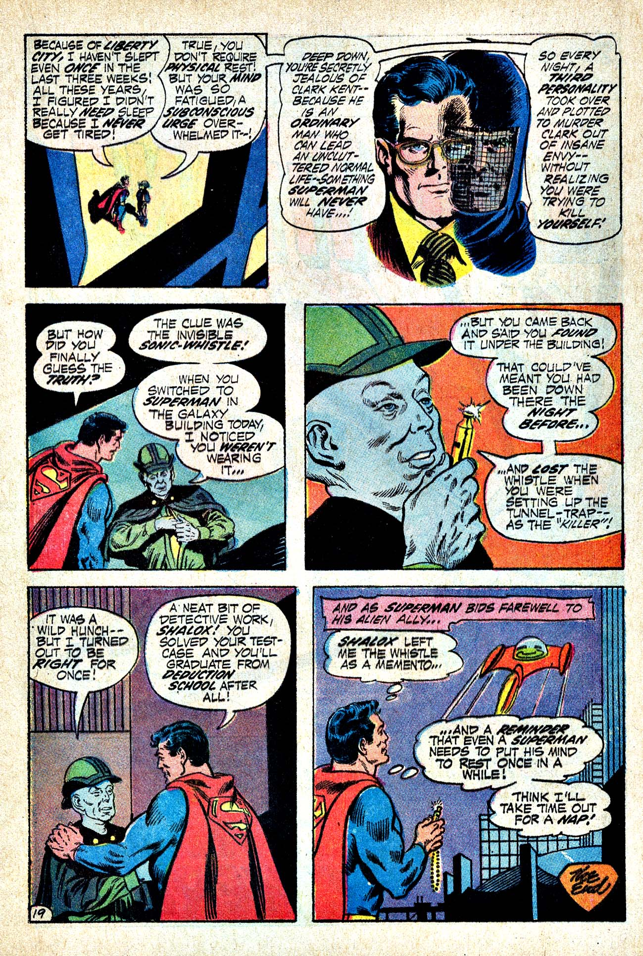 Action Comics (1938) 409 Page 23